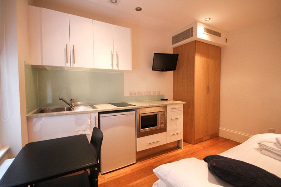 Paddington Green Small Double Studio