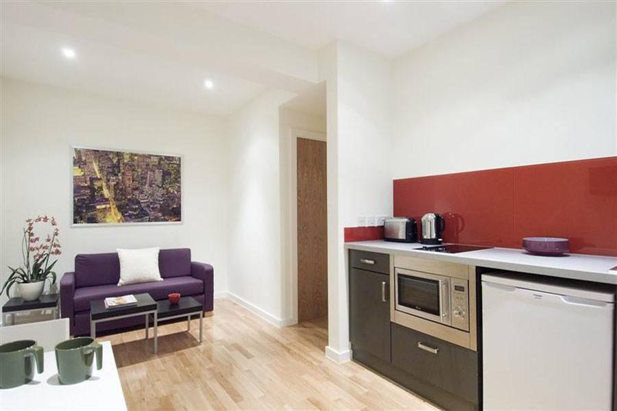 Princes Square One Bedroom Apartment